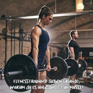 #thursdaytipp: Fitnesstraining – ein Einsatz, der sich auszahlt!