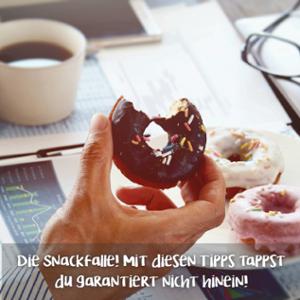 #thursdaytipp: Die Snackfalle - So tappst du nicht hinein!