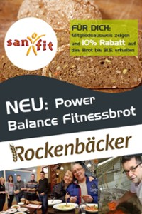 Power Balance Fitnessbrot