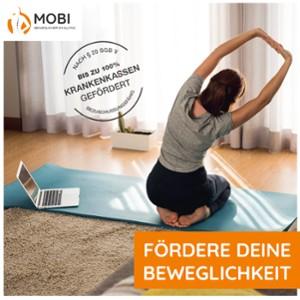 MOBI - Dein Beweglichkeits Onlinekurs!