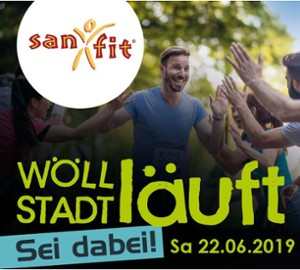 Save the DATE! Wöllstadt läuft!