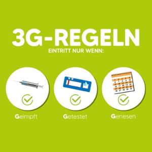 3G-Regeln ab einer Inzidenz von 35