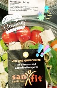 Dein San-Fit Salat im REWE
