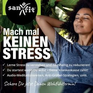 YARA - dein Online Anti-Stress-Programm