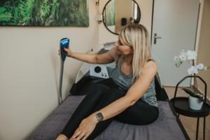 Massage auf Knopfdruck!