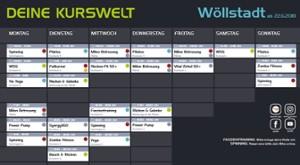 Kurspläne Release
