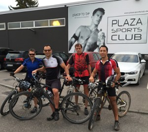 Mountain-Bike Tour - Samstag, 11.7.2020 - 11.00 Uhr ....